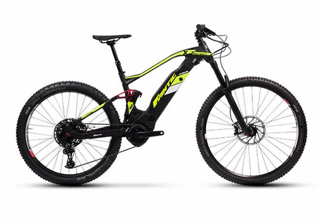 Fantic XF1 Carbon 160limited edition Full suspension MTB