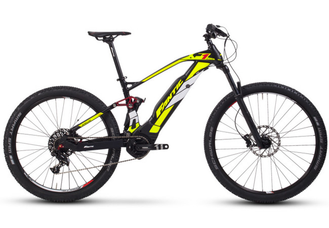 Fantic XF1 Integra 140TRAIL Full suspension MTB