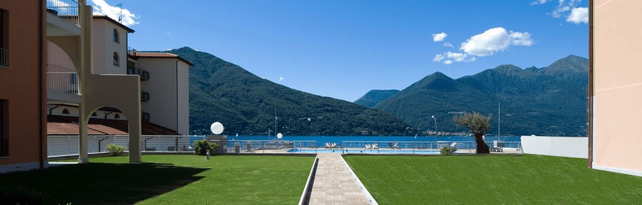 Resort Lake Maggiore Golfo Gabella