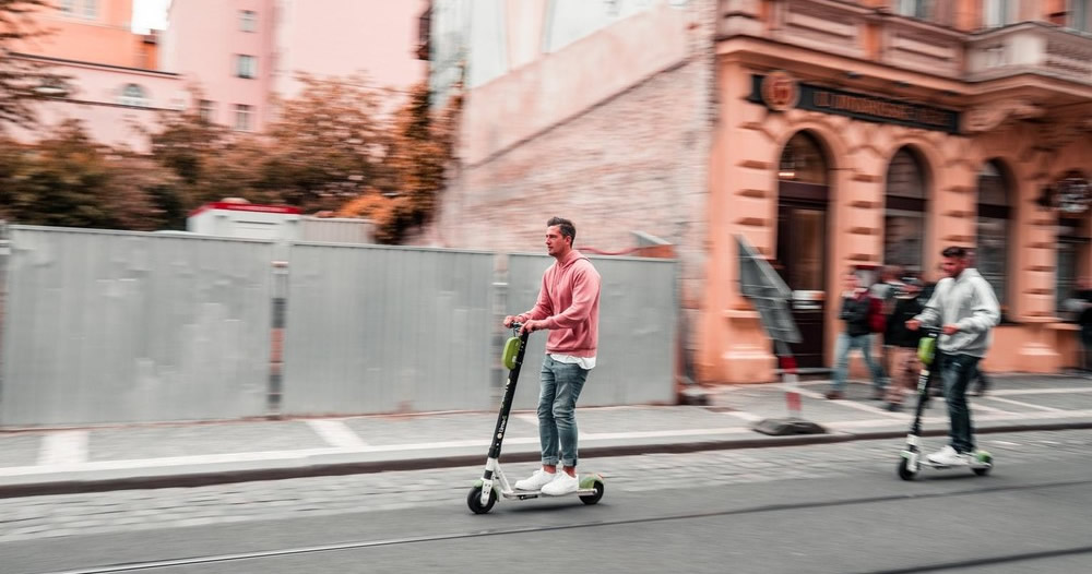 Electric Kick scooter Rental