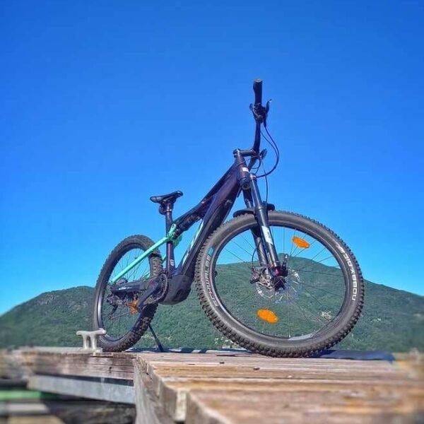 Noleggio E-Bike Golfo Gabell